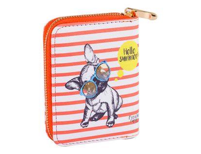 billetera-naranja-diseno-perro-con-gafas-7701016492041