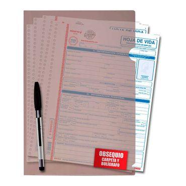 kit-fm-1003-hoja-de-vida-paquete-x-5-7702124660681