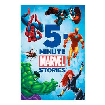 5-minute-marvel-stories-9781423167228