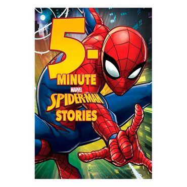 5-minute-spider-man-stories-9781484781425