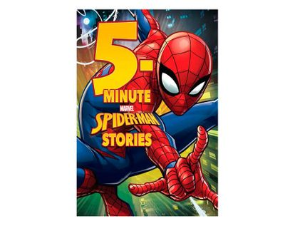 5-minute-spider-man-stories-9781484781425