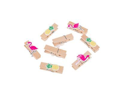 ganchos-en-madera-diseno-pinas-y-flamencos-7701016507585