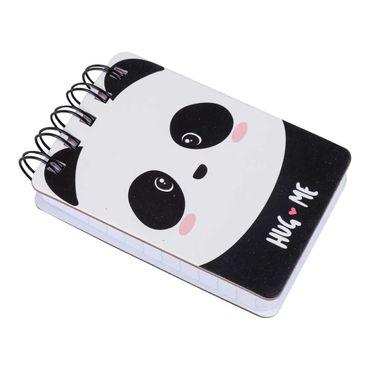 libreta-mini-de-110-hojas-panda-8058093949302