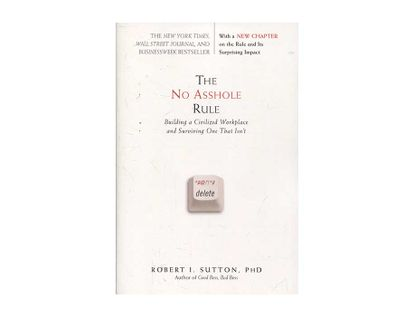 the-no-asshole-rule-9780446698207