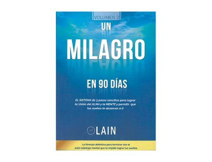 un-milagro-en-90-dias-9788460690542