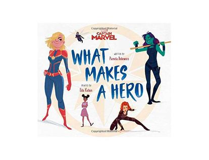 captain-marvel-what-makes-a-hero-9781368048071