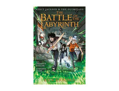 the-battle-of-the-lavyrinth-9781484786390