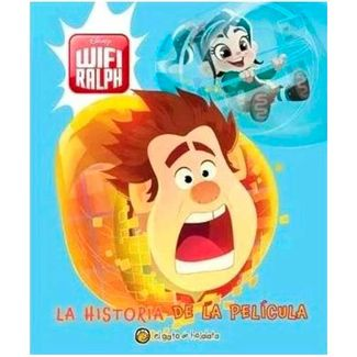 wifi-ralph-la-historia-de-la-pelicula-9789877519037