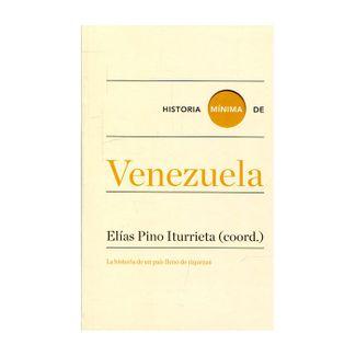 historia-minima-de-venezuela-9788417141813