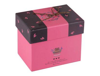 caja-de-regalo-12-5-cm-x-14-5-cm-x-11-cm-fucsia-y-cafe-con-oso-7701016709101