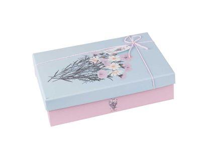 caja-de-regalo-8-7-cm-x-20-9-cm-x-29-cm-rosada-con-tapa-azul-de-flores-7701016709941