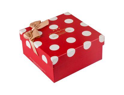 caja-de-regalo-9-7-cm-x-22-1-cm-rojo-y-tapa-puntos-blancos-7701016731010