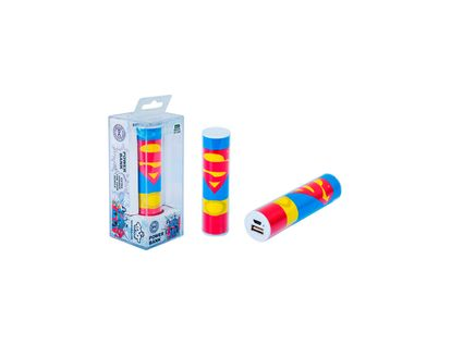 bateria-portatil-tribe-de-2600-mah-superman-8055742128705