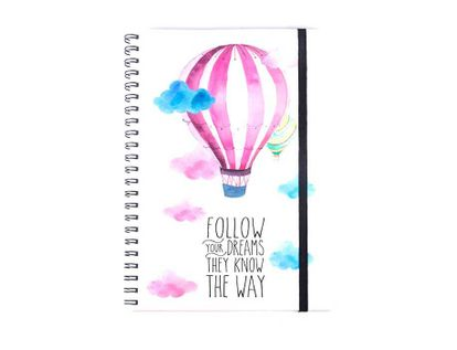 cuaderno-105-100-hojas-do-globo-follow-your-dreams-100gr-8056304485786