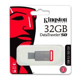 memoria-kingston-usb-datatraveler-50-de-32-gb-740617255751