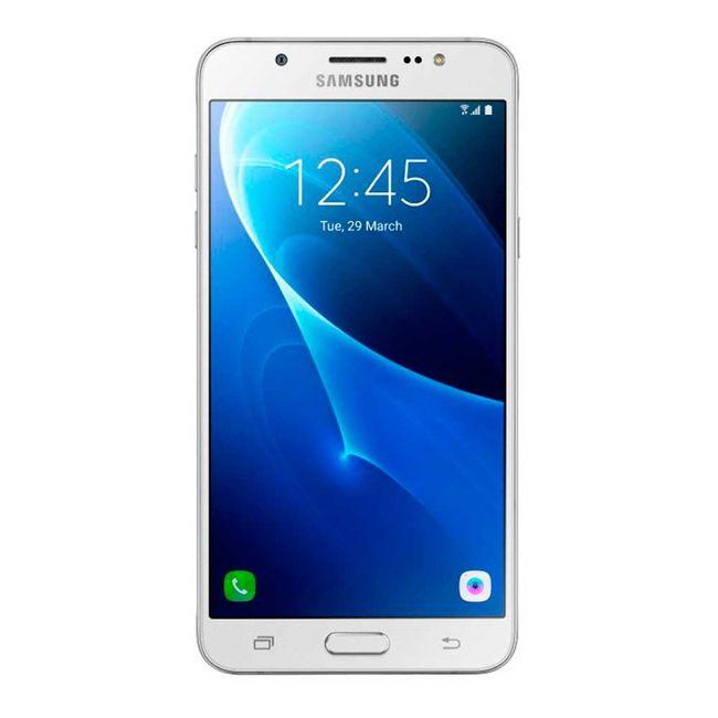 4e7f2d704fa Celular libre Samsung Galaxy J7 DS 4G Metal blanco - Panamericana