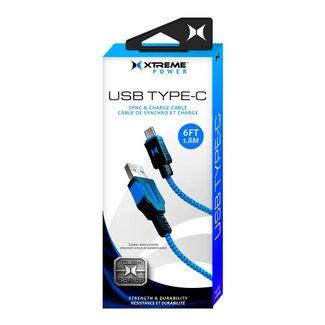 cable-micro-usb-xcb2-1011-blb-tipo-c-xtreme-805106211066