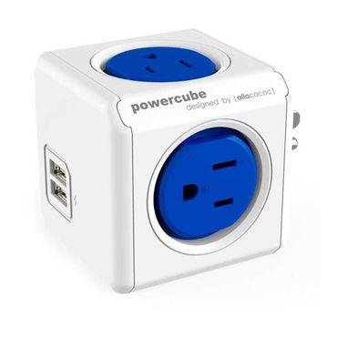 multitoma-en-cubo-con-4-salidas-y-2-puertos-usb-powercube-azul-8718444081357