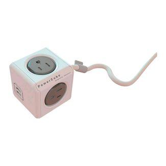 multitoma-en-cubo-con-cable-extensor-de-3-m-powercube-gris-8718444082545