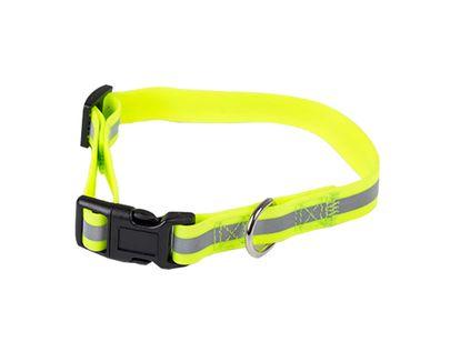 collar-de-perro-1-9-x-35-50-cm-verde-con-refelctivo-7701016627092