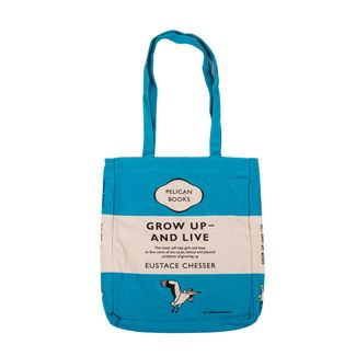 bolso-penguin-grow-up-and-live-5060312810365