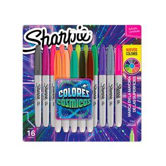 marcadores-sharpie-colores-cosmicos-por-16-unidades-71641159334