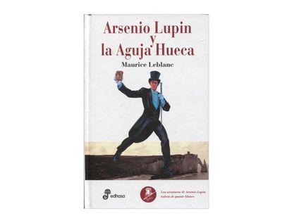 arsenio-lupin-y-la-aguja-hueca-9788435035644