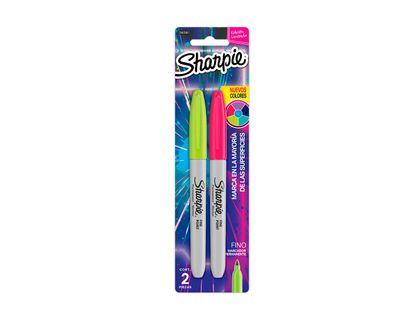 marcadores-sharpie-punta-fina-por-2-unidades-71641155138