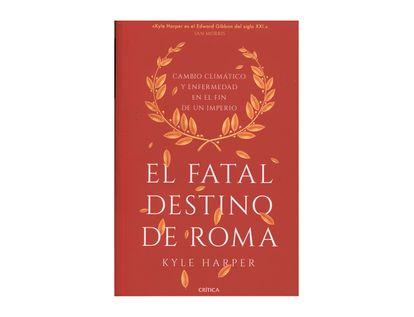 el-fatal-destino-de-roma-9789584279279