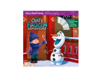 olaf-s-frozen-adventure-storybook-and-cd-9781484784914