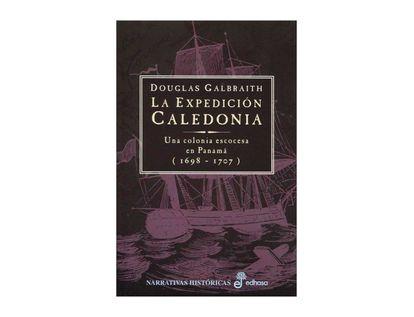 la-expedicion-caledonia-9788435060554