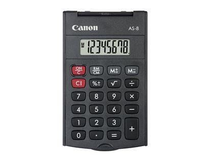 calculadora-canon-as-8-4960999673615