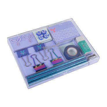 set-de-papeleria-16-piezas-con-estuche-mermaid-sirena-6971706320515