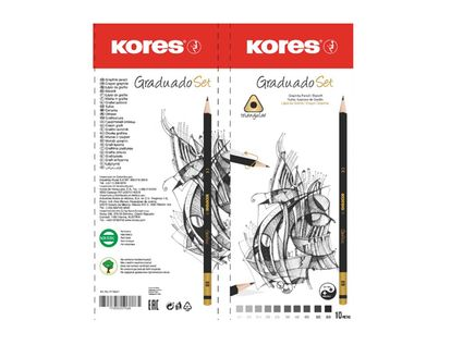 set-de-lapices-graduado-x-10-und-kores-7705053527049