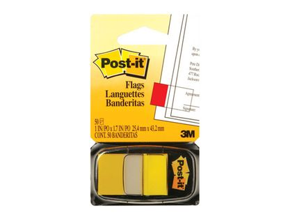 post-it-banderitas-amarillo-por-50-unidades-21200666971