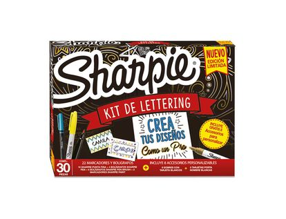 sharpie-edicion-limitada-kit-de-lettering-71641162303