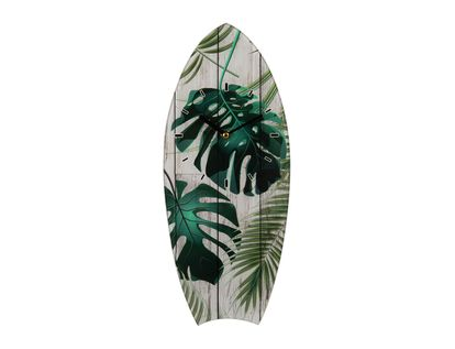 reloj-de-pared-tabla-surf-con-hojas-verde-y-cafe-40-cm-x-17-cm-6989975460474