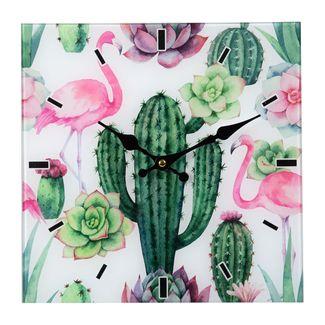 reloj-de-pared-cactus-con-flamencos-30-cm-1-6989975460559