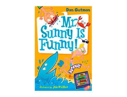 my-weird-school-daze-2-mr-sunny-is-funny--9780061346095