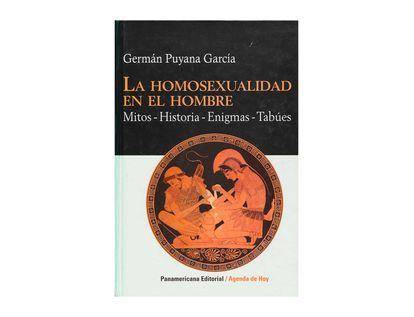 la-homosexualidad-en-el-hombre-mitos-historia-enigmas-tabues-9789583037924