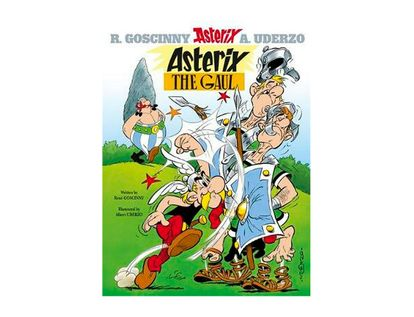 asterix-the-gaul-9780752866055