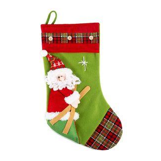 bota-navidena-santa-con-sky-rojo-y-verde-pistacho-50-cm-7701016721998