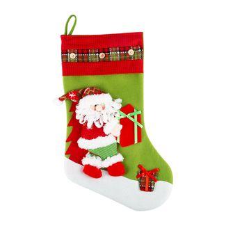 bota-navidena-santa-con-regalos-rojo-y-verde-pistacho-50-cm-7701016722070