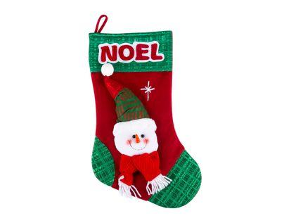 bota-navidena-con-cara-hombre-de-nieve-verde-y-rojo-noel-50-cm-7701016722155