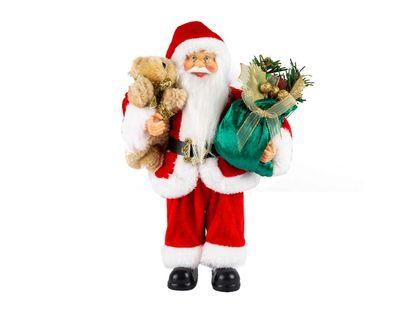 santa-claus-rojo-30-cm-con-oso-y-regalos-7701016694209