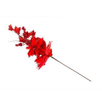 rama-76-cm-poinsettia-frutos-rojos-escarchados-7701016720137