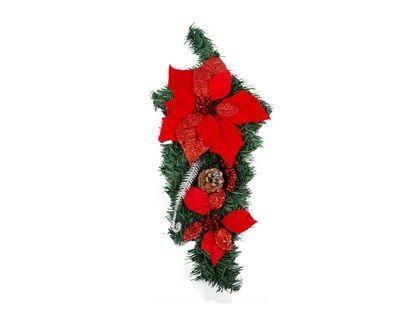 ramo-60-cm-poinsettia-frutos-rojos-7701016721318