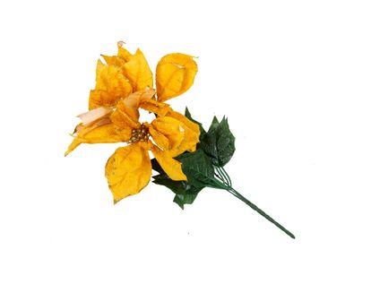 poinsettia-40-cm-amarillo-oscuro-borde-dorado-7701016719032