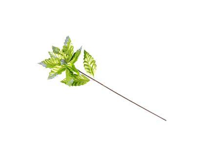 poinsettia-navidena-verde-limon-puntas-plateadas-7701016719711
