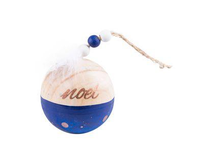 bola-navidena-en-madera-azul-con-beige-7701016481571